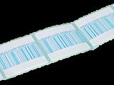 Etichette adesive 4 X 4 SAFE HANDLING INSTRUCTIONS