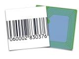 Etichette adesive 5 X 5 PAPER LABELS