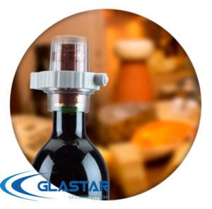 antitaccheggio bottiglie